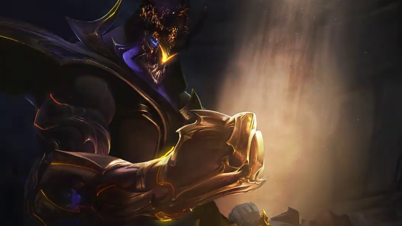Galaxy Slayer Zed Animated Wallpaper 1080p Fhd Youtube