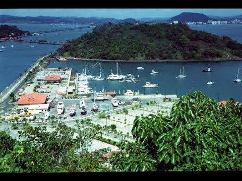 Panama Puerto Amador slideshow