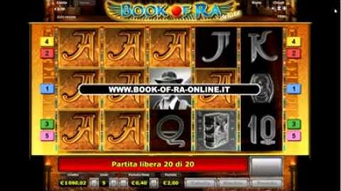 Book Of Ra Con Soldi Veri Casin Online