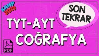TYT - AYT Coğrafya Son Tekrar | Kamp2019