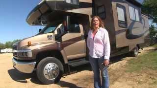 Rent a Jayco Seneca Super C at Woody RV Rentals