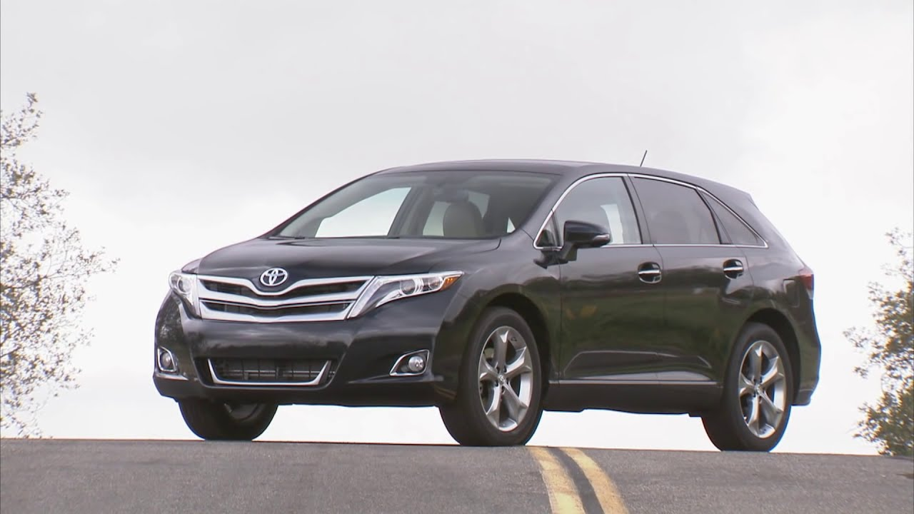 Toyota Venza Interior And Exterior   YouTube