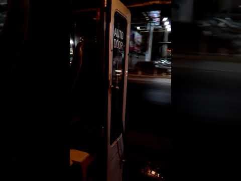 LIB / Beirut / Open-door-with-music minibus ride