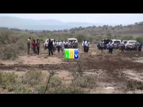 Mvua zinazonyesha wilayani Monduli zasababisha barabara  inayotoka Arusha  kwenda  Monduli kuwa na u
