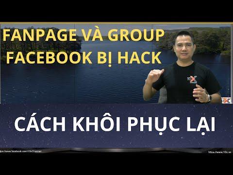 cách hack làm quản trị viên trên facebook - ✅ CÁCH KHÔI PHỤC LẠI FANPAGE HAY GROUP BỊ HACK