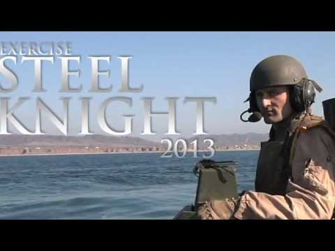 USMC Exercise Steel Knight - Beach Assault!  Live Coverage - PART 2 of 2