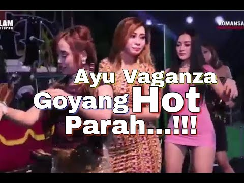 Romansa Dj LuLu Ayu Vaganza Goyang Hot Parah-Monica Vlog