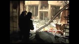 مشاهد حصرية من معارك الجيش العربي السوري لتحرير مقام السيدة سكينة في داريا F&S