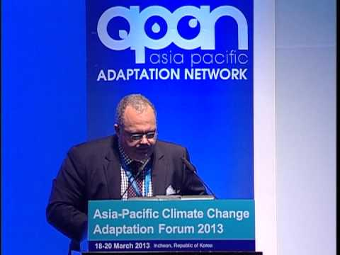 Asia Pacific Climate Change Adaptation Forum 2013 :Plenary 5 -Part 2