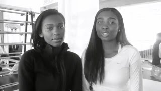 Les Soeurs Abanda : Elisabeth et Françoise - fleurons du tennis au Canada (teaser)