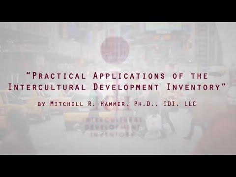 The Intercultural Development Inventory® (IDI