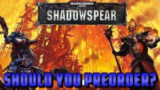 Should You Preorder? Shadowspear Boxed Set Unit Analysis | Warhammer 40,000