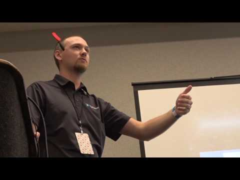 Ken Moore SysAdm: Simplifying FreeBSD Administration at Ohio Linuxfest 2016