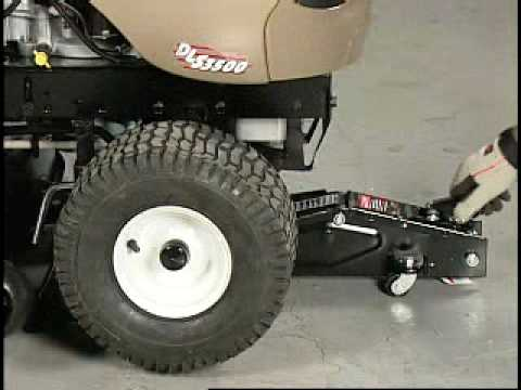 Fix Your Lawn Tractor Tire Youtube