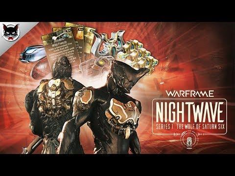 F.Y.I. Warframe - Nightwave [ระบบภารกิจรายสัปดาห์] : (NW : 24.3) | by ลุงแมว thumbnail