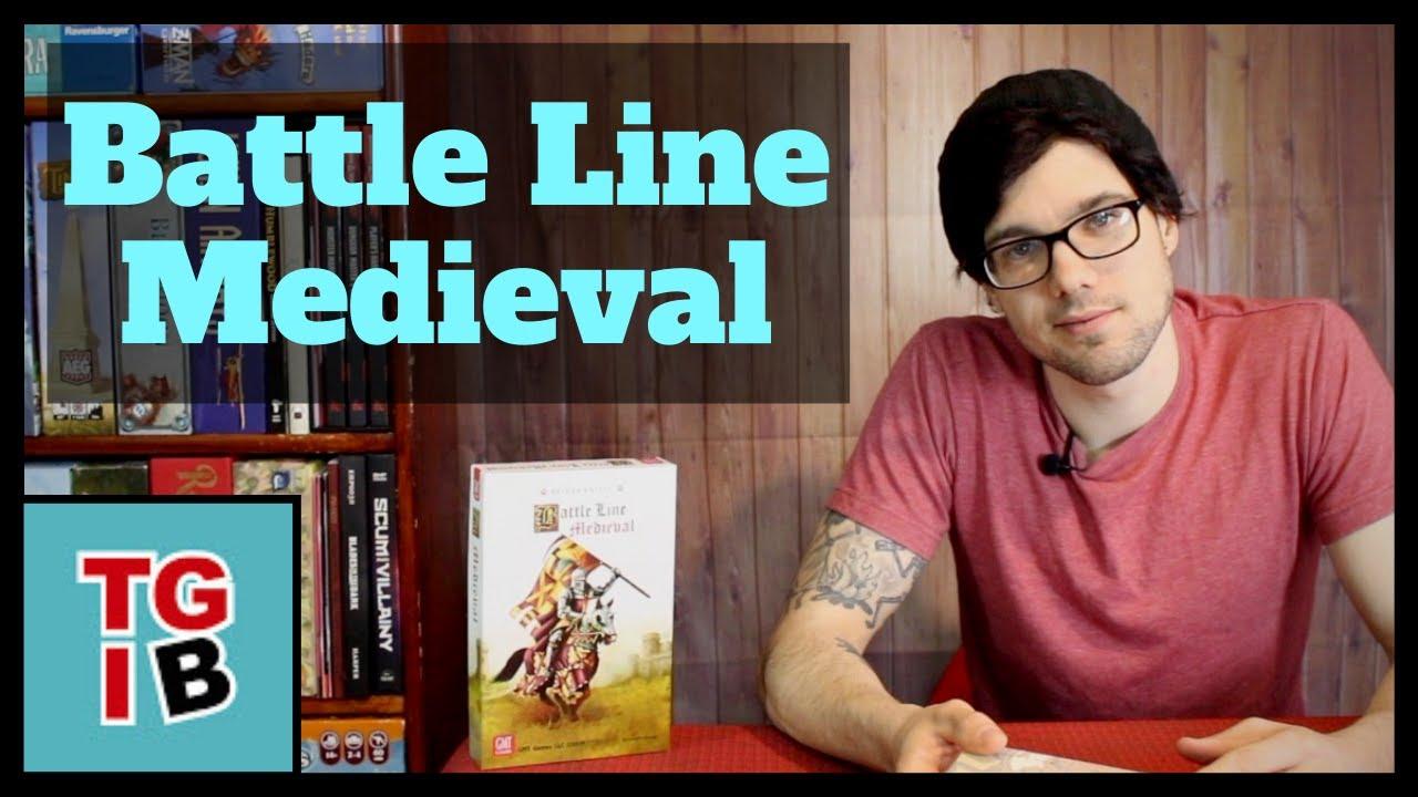 Download Battle Line Medieval - Review w/Matthew Jude
