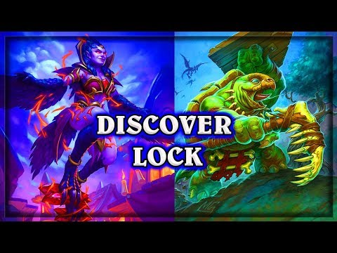 Hearthstone ~ Discover Warlock ~ The Witchwood