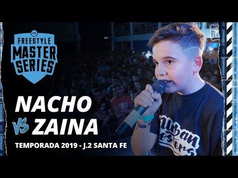 nacho-vs-zaina---fms-argentina-jornada-2-oficial---temporada-2019