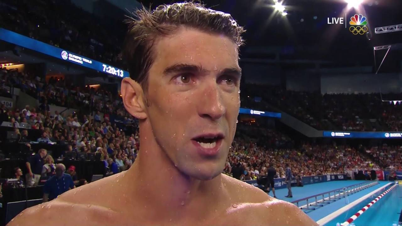 Michael Andrew Set to Pass Ryan Lochte, Michael Phelps as the ...