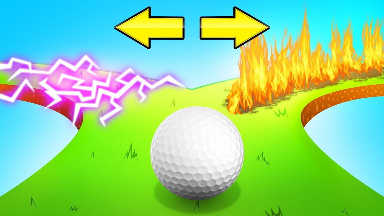 Only ONE TROLL Is REAL! (Golf It)