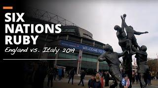 Twickenham Rugby Vlog
