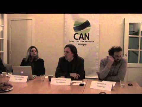 CAN Europe Pre-Doha Press Briefing - 12 November 2012