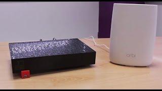 Comment installer un système Wi-Fi Orbi avec une Freebox Révolution