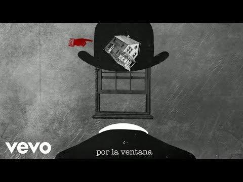 Joaquin Sabina - Quien Más, Quien Menos (Lyric Video)