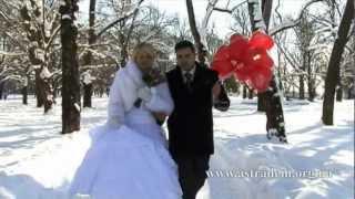 Зимняя свадьба Алексей + Татьяна 28 января 2012.mpg