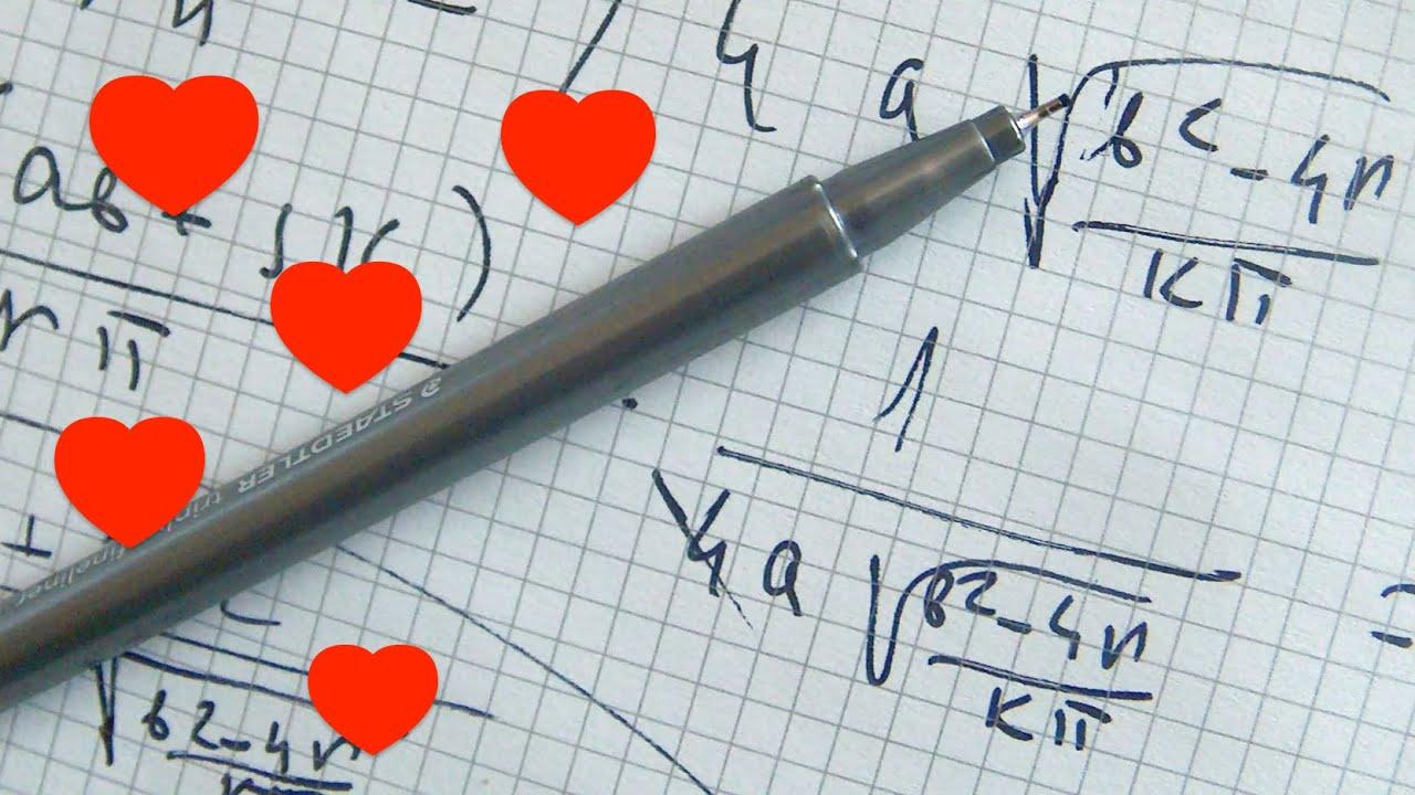 miłość nauka
