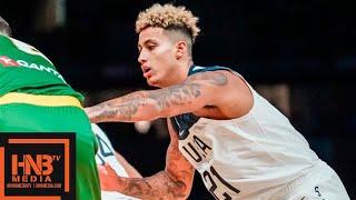 USA vs Australia - Exhibition Game - 1st Qtr Highlights | August 22 | 2019 USA Basketball