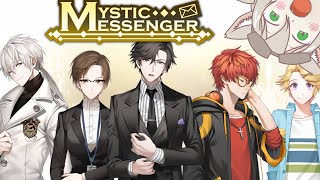 THE GAME THAT MAKES ALL THE LADIES MOIST - Mystic Messenger