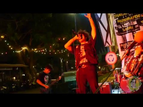 Blood Soaked Street Of Social Decay - เหี้ยแดกป่า [Official Video]
