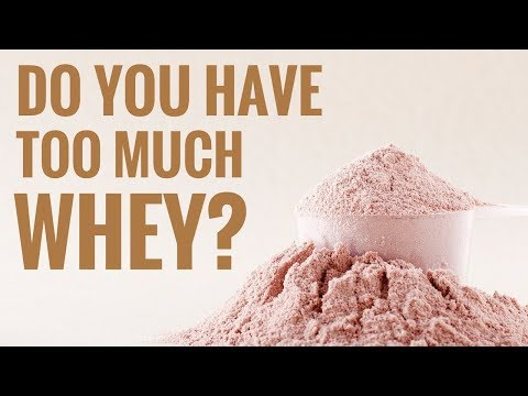 Does Too Much Whey Protein Cause Side Effects?