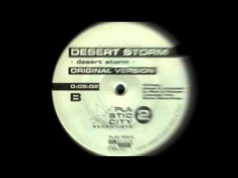 Desert Storm - (Psycho Drums Remix)