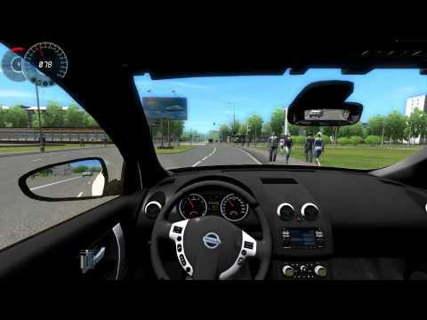 City Car Driving - Nissan Qashqai