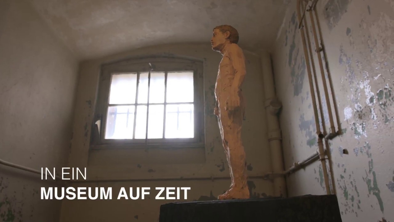 Contemporary Art in the Historic Prison in Lutherstadt Wittenberg and in Churches in Berlin, Kassel