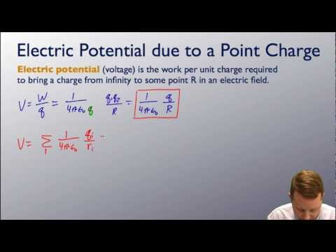 AP Physics C - Electrical Potential
