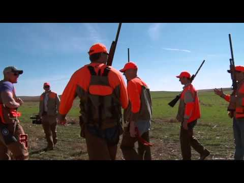 United States Senator John Thune, South Dakota Pheasant Hunt With Run2Gun