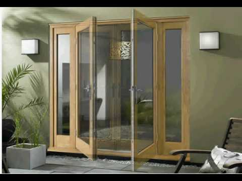 Patio Doors With Side Lights Youtube