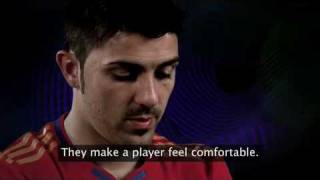 Footy boots: the lightest. the fastest - adidas f50, messi, villa