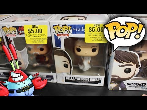 Funko Pop Hunting | The Best Stores for Sales | ep 27