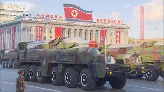 「失敗挽回ミサイル」発射直後に・・・北朝鮮また失敗か(16/04/28)