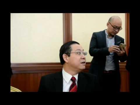 Pulau Pinang ditawar 'pinjaman modal' China Exim Bank , DUN sebulat suara lulus enakmen baharu