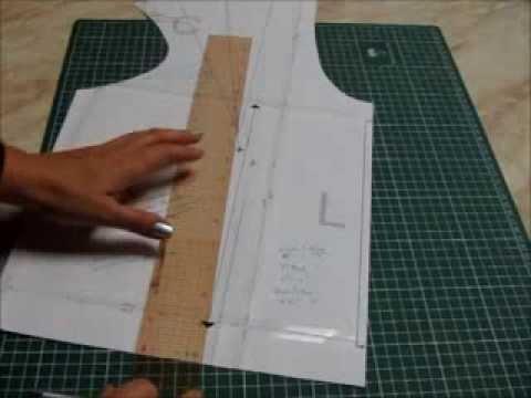 Pinzas en el patrón de costura: ¿Cómo determinar el ancho correcto para ti?