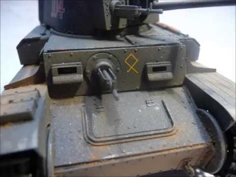 Italeri Panzer 38t  1:35