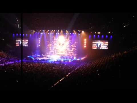 Michael Bublé Live TD Garden World Tour Boston