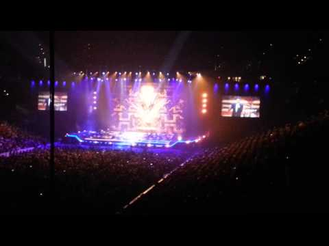 Michael Bublé Live TD Garden World Tour Boston