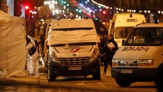 ISIS claims responsibility for attack in Paris