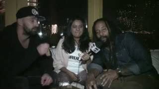 Reasoning with Gentleman & Ky-Mani Marley